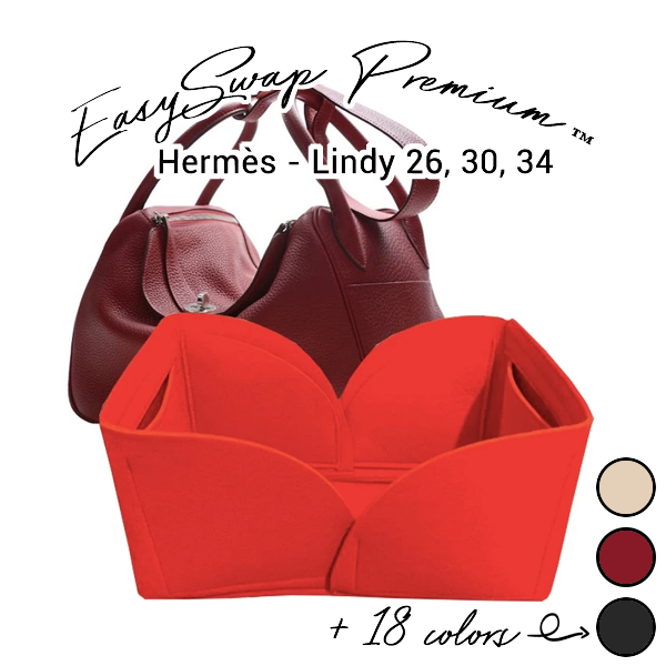 Bag Organizer - Hermès Lindy 26, 30, 34