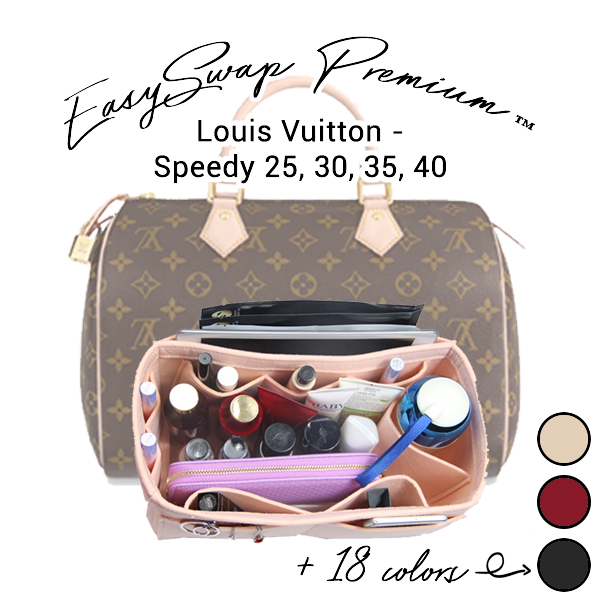 Bag Organizer - Louis Vuitton Speedy 25, 30, 35 and 40