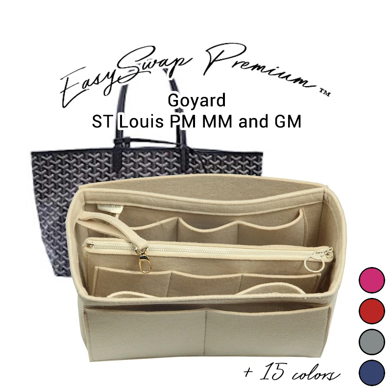 Bag Organizer For Goyard - St Louis PM, MM, GM