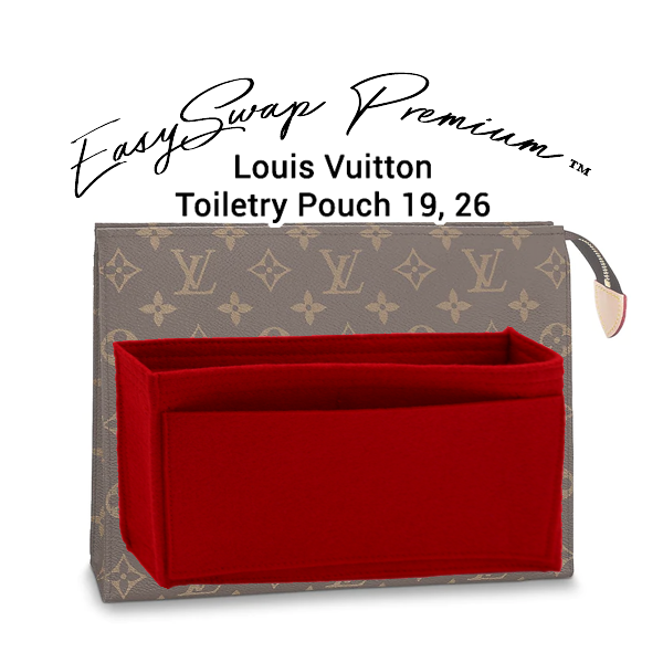 Bag Organizer for Louis Vuitton Toiletry Pouch 19, 26