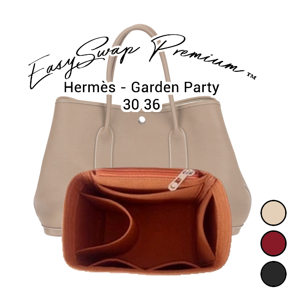Bag Organizer - Hermès Garden Party 30,36