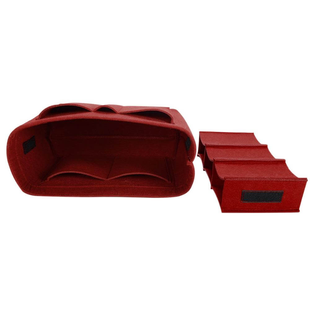 EasySwap Premium™ Purse Organizer - Red