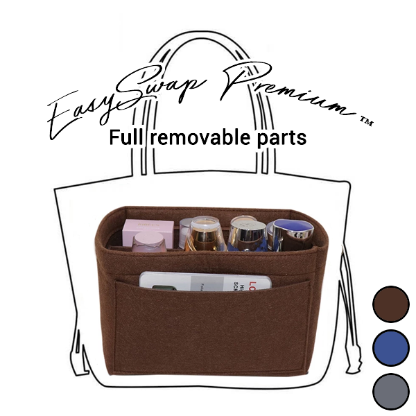 EasySwap Premium™ - NEW COLORS Bag Organizer Full Removable Parts