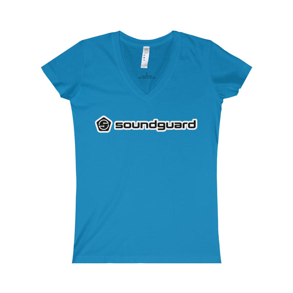 Women's V-Neck Shirt from LAT Apparel