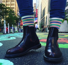 Men's Colorful Novelty Dress and Casual Socks