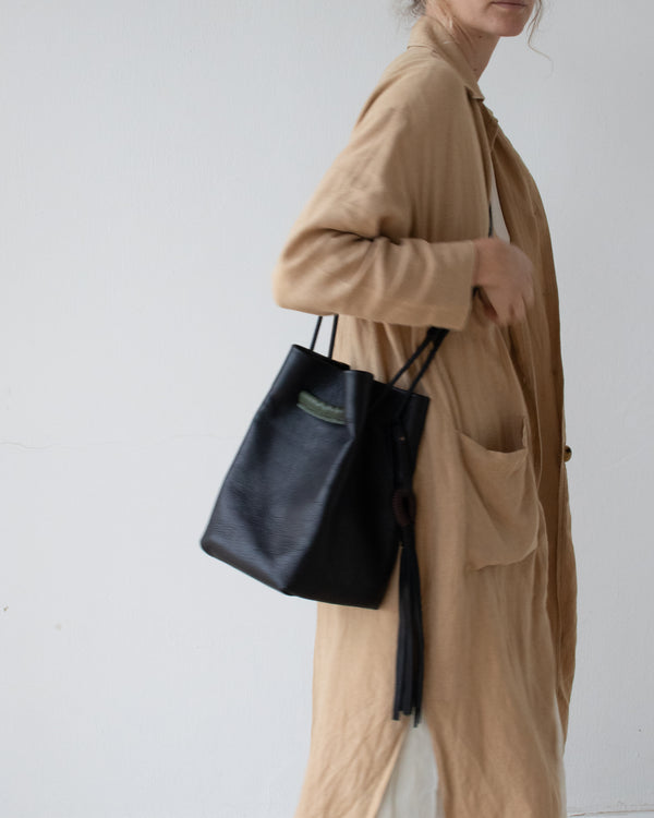 Philo Bag in Coal