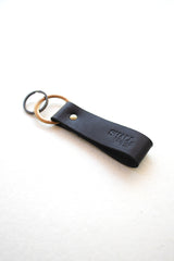 Jolly Keyring in Black