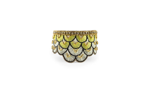 Ankera yellow bracelet