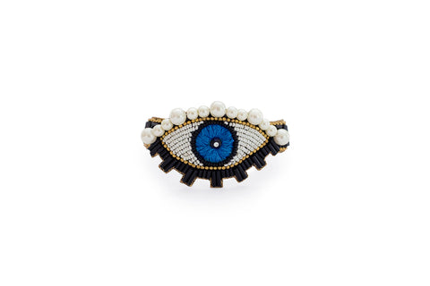 eye bracelet, jewellery, fashion, fashion week.