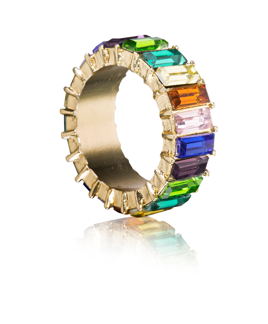 THICK RAINBOW ETERNITY BAND