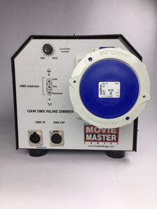 12KW DMX Inline Dimmer (non-DMX available)