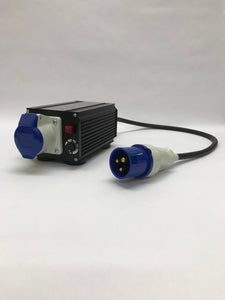2.5KW Inline Dimmer - with Flash Button and Trailing Lead