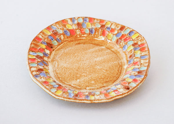 Indian Corn Plate