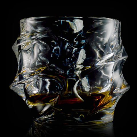 Image of the Poseidon Whiskey Glass