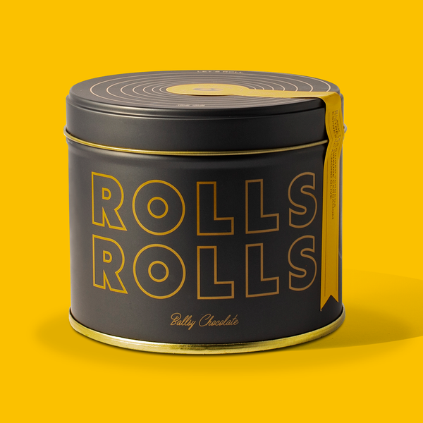 Rolls Rolls Chocolate - 3 exclusive barista flavours - chocolate truffles