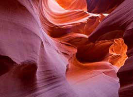 Antelope Canyons - Untitled (#ANTELOPE_CANYON_05)