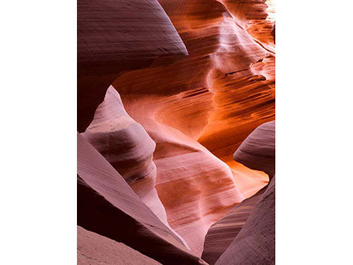 Antelope Canyons - Untitled (#ANTELOPE_CANYON_12)