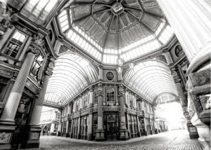 Black'n'White - Leadenhall Market (#BWLONDON_03)
