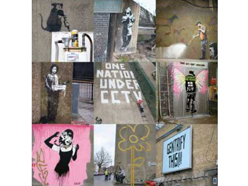 Banksy - Collage I (#BANKSY_15)