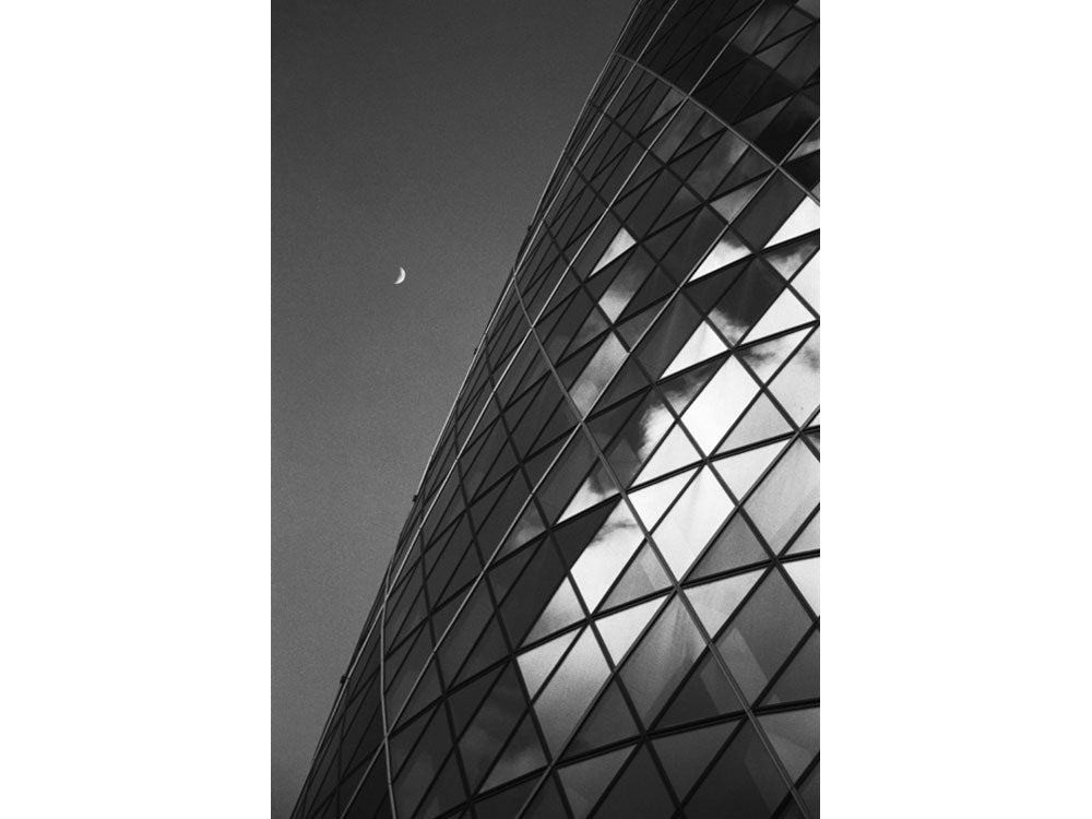 Abstract Architecture - The Gherkin 2 (#FOOT_R_1007)