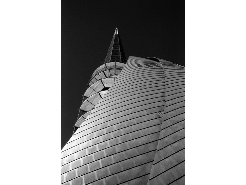 Abstract Architecture - Swan Bells (#FOOT_R_1008)