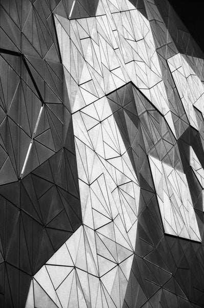 Abstract Architecture - Fed Sq (#FOOT_R_1009)