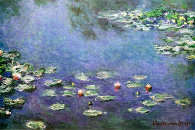 Impressionism Movement - Waterlilies (#IMPRESS_06)