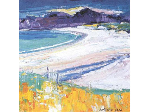 The Croft - Kiloran Bay, Colonsay (#MORRISON_J_1006)