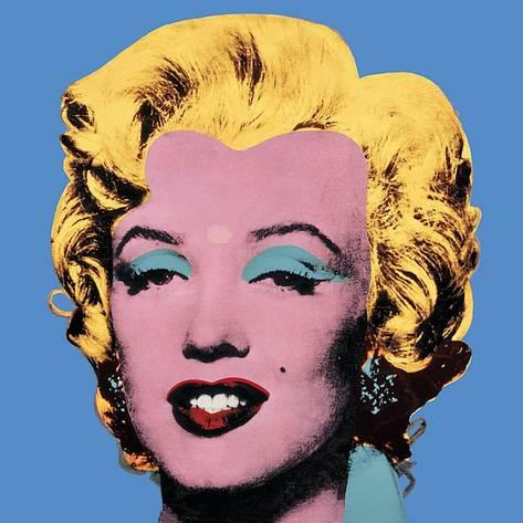 Pop Art Movement - Shot Blue Marilyn, c.1964 (#PAM_04)