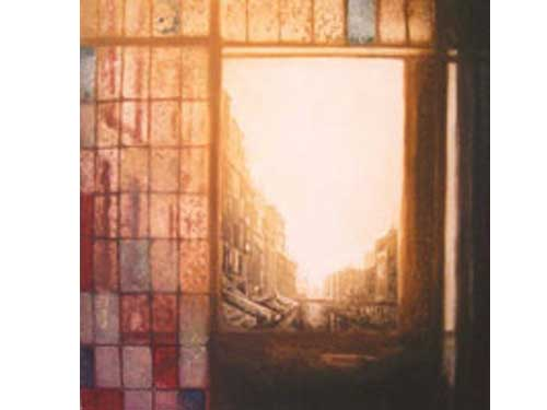 Radiant - Urban Window (#PERCIVAL_A_3006)