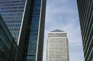 London Town - Canary Wharf II (#WATT_L_1015)