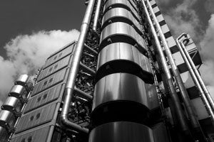 Black'n'White - Lloyds of London (#WATT_L_1020)