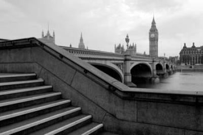Black'n'White - Westminster Bridge (#WATT_L_1031)