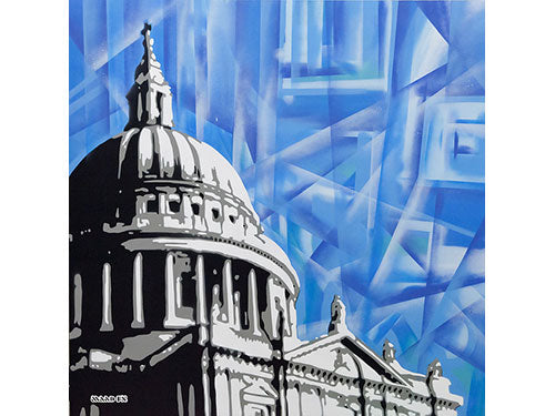 Electric London - Sky Like Diamonds, St Pauls (#EL_01)