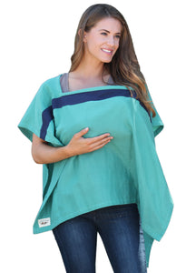 Organic Nursing Cover Fiji Square