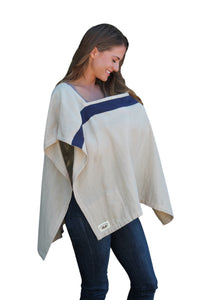 Organic Nursing Cover Newport Square