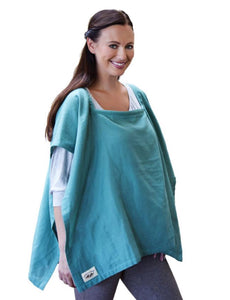Classic Nursing Cover Emerald Square