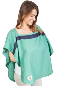 Organic Nursing Cover Fiji Oval
