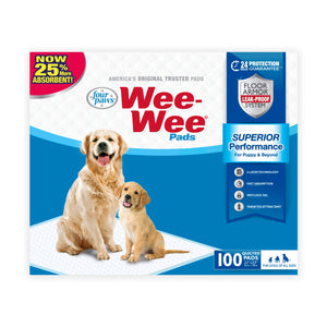 Four Paws Standard Wee-Wee Pads