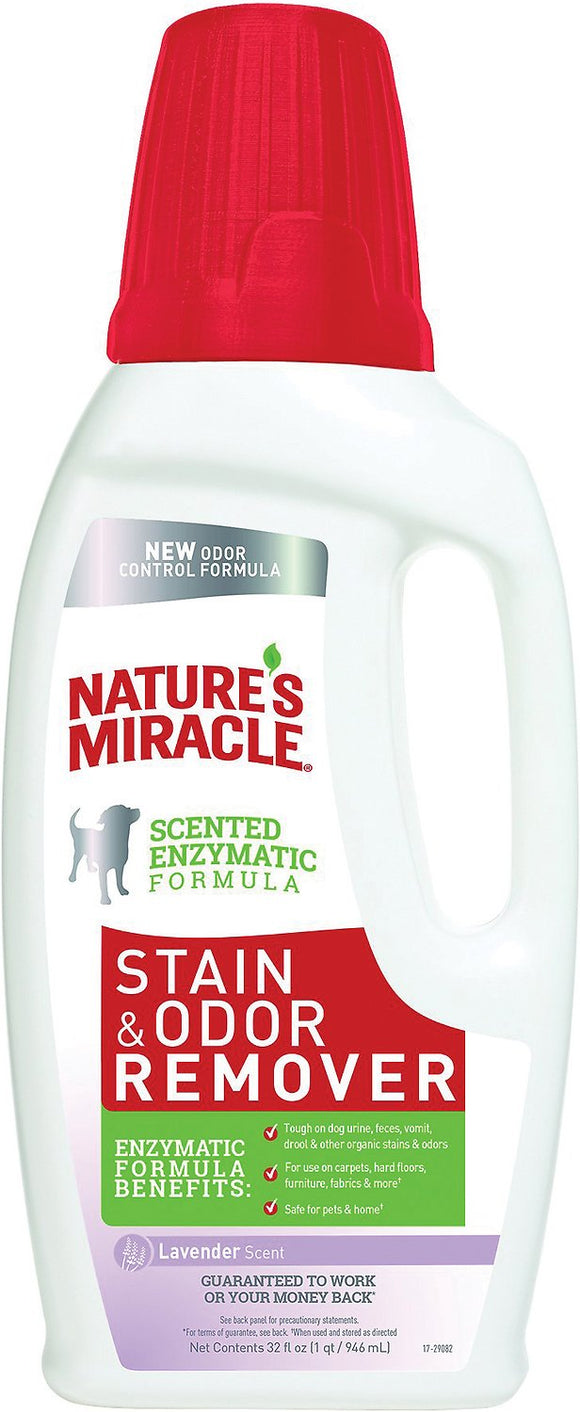 Nature's Miracle Stain and Odor Remover - Lavender Scent