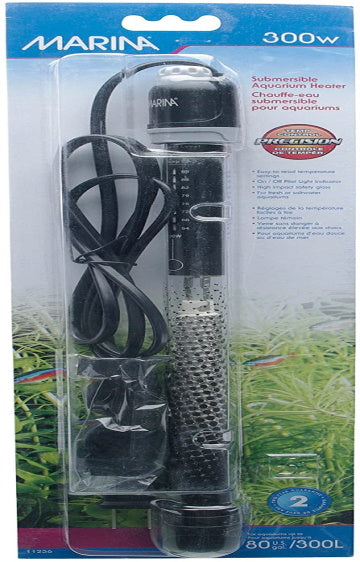 Hagen Marina Submersible Aquarium Heater - 300W