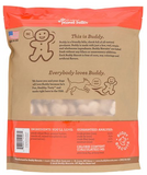 Cloud Star Buddy Biscuits Oven Baked Peanut Butter Dog Treats