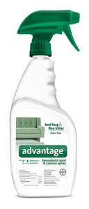 Bayer Advantage Household Spot and Crevice Spray
