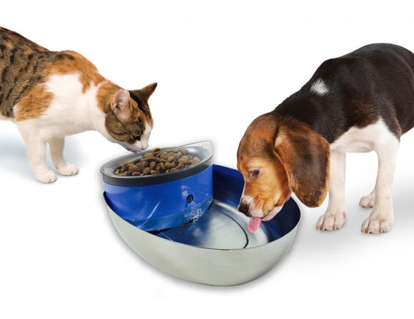 Pioneer Pet Food and Water Station
