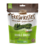Merrick Fresh Kisses Grain Free Coconut Oil and Botanicals Extra Small Dental Dog Treats