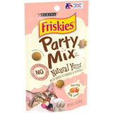 Friskies Party Mix Naturals Salmon Flavor Cat Treats
