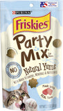 Friskies Party Mix Natural Yums with Real Tuna Cat Treats