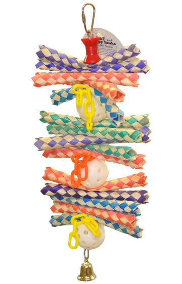 A&E Finger Stack Bird Toy