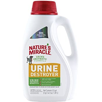 Nature's Miracle Urine Destroyer For Dogs