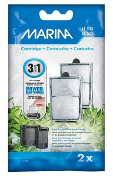 Marina i110/i160 Filter Cartridge 2 Pack